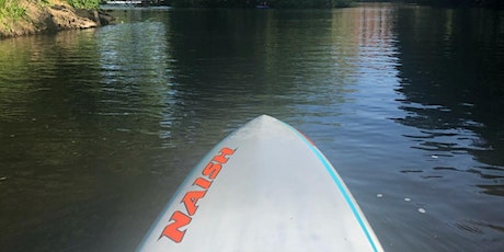 Tuesday Night Social Paddle billets