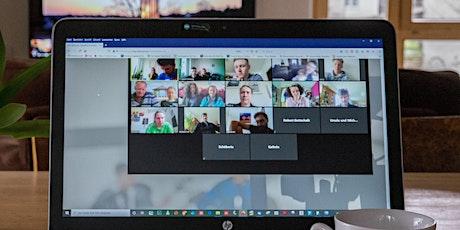 Wellbeing Initiatives Virtual Boardroom tickets