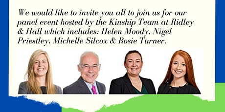 Kinship Carers Panel Event tickets