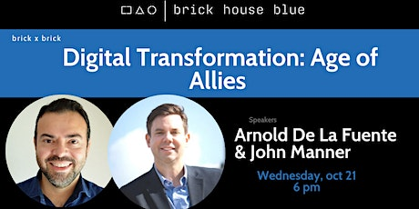 Digital Transformation: Age of Allies tickets