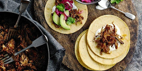 Virtual Cookery Class - Mexican Madness tickets