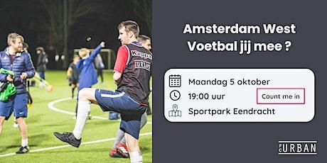 FC Urban Match AMS Ma 5 Okt Eendracht tickets