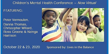 Lives in the Balance Children's Mental Health Conference tickets