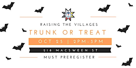 RAISING THE VILLAGES: TRUNK OR TREAT tickets