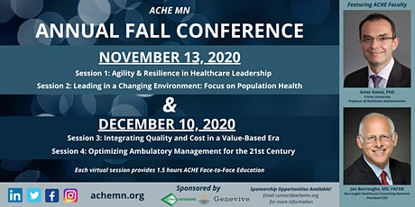 ACHE MN 2020 Annual Meeting tickets