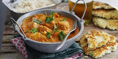 Virtual Cookery Class - Indian Feast tickets