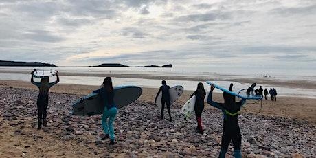 HOW Surf : PROGRESSION / INTERMEDIATE  Session tickets