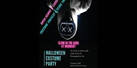Philly Halloween Glow-In-The-Dark Costume Party tickets