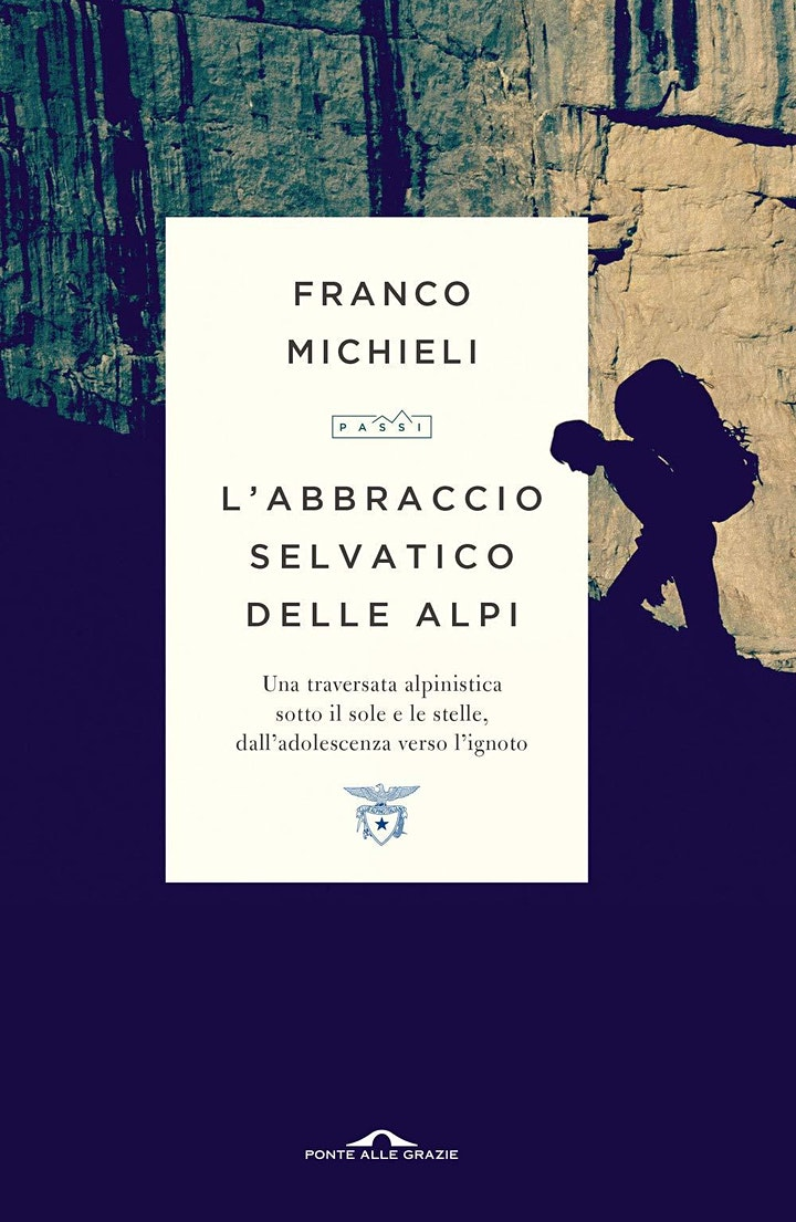 Immagine OLV - Presentazione libro di F. Michieli: L'abbraccio selvatico delle Alpi