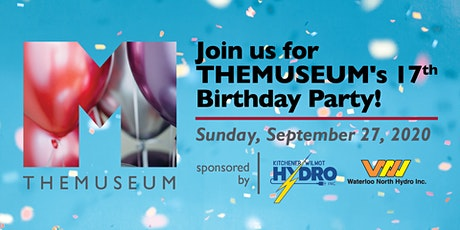 THEMUSEUM's 17th Birthday Party tickets