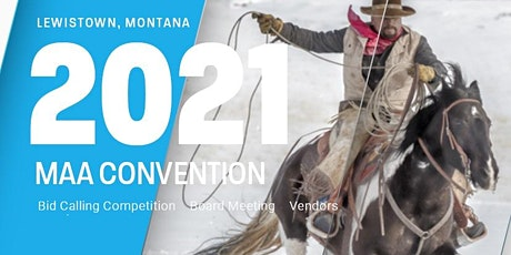 Montana Auctioneer Convention tickets