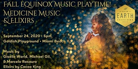 Fall Solstice Music Playtime! Medicine Music & Elixirs! tickets