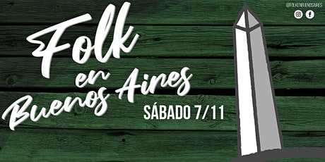 Festival Online Folk en Buenos Aires boletos