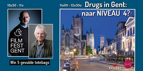 Speakers Corner: FilmFestGent - Drugs in Gent: naar NIVEAU 4? tickets