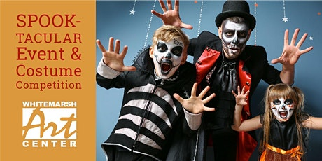 Halloween Spooktacular: Costume Competition and Art Event tickets