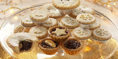 Livestream Online Cookery Class - The Perfect Mince Pie tickets