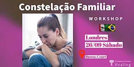 Constelação Familiar Workshop tickets