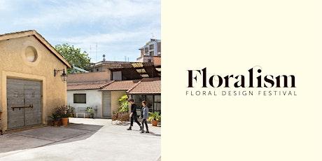 Open Studios & Floralism | Floral Design Festival biglietti