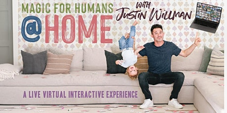 TOWER THEATRE PRESENTS: MAGIC FOR HUMANS (at HOME) with Justin Willman tickets