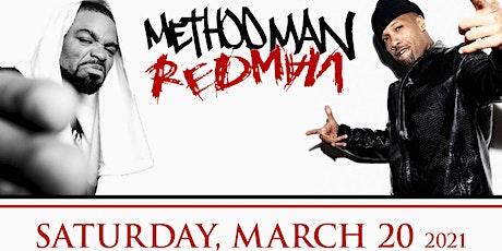 JAM'N 94.5 PRESENTS METHOD MAN & REDMAN tickets