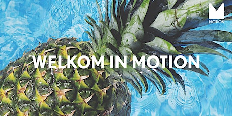 Motion Church Samenkomst zondag 27 september tickets