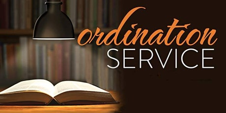 Ordination of Nate Wilkerson tickets