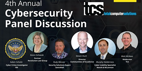 4th Annual Cybersecurity Panel Discussion tickets