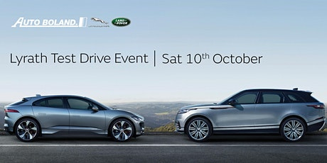 Auto Boland Jaguar Land Rover Test Drive Event tickets