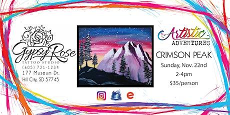 Crimson Peak- Canvas Painting tickets