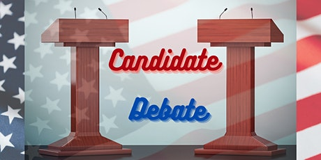 Candidate Debate tickets