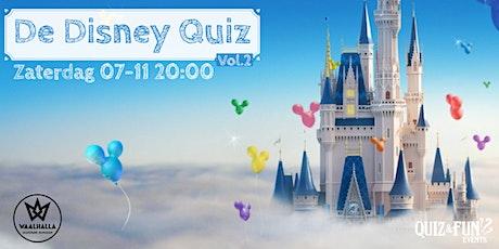 De Disney  Quiz  vol.2| Nijmegen tickets