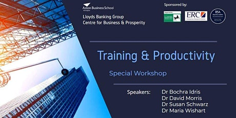 Training & Productivity Workshop tickets