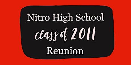 Nitro High School Class of 2011 Reunion tickets
