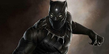 Black Panther Virtual Book Club (Middle School) tickets