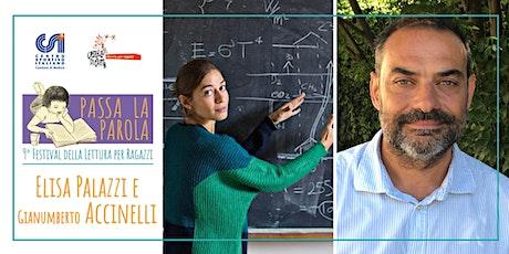 DUE AUTORI A COLAZIONE con Gianumberto Accinelli e Elisa Palazzi biglietti