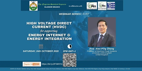 HVDC for Supporting Energy Internet & Energy Integration tickets