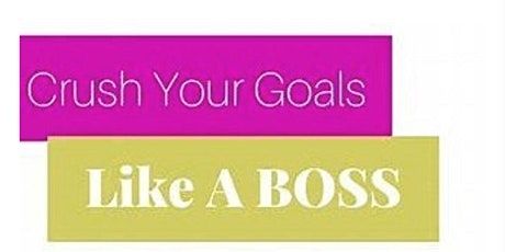Women Crushing Goals Wednesday tickets