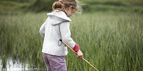 Kid's Marsh Crabbing & Fishing (2020)