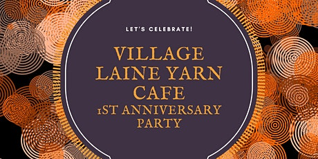 Our Anniversary Party and Trunk Show tickets