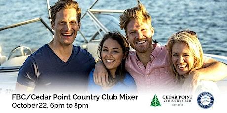 FBC/ Cedar Point Country Club Mixer tickets