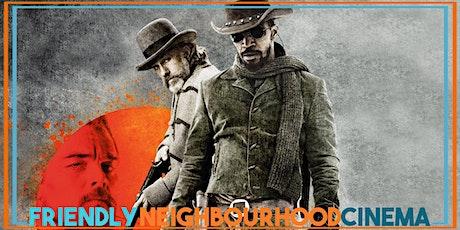 Django Unchained Cert 18 The Kingsway Open Air Cinema tickets