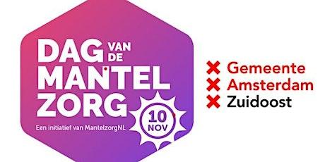 DAG VAN DE MANTELZORG | Amsterdam Zuidoost tickets