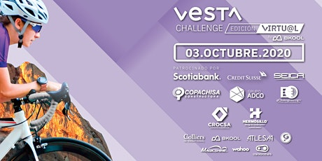 Vesta Challenge Virtual by Bkool boletos