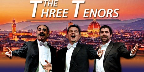 The Three Tenors in concert Nessun Dorma tickets