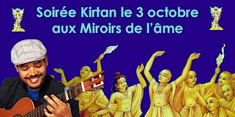 Soirée Kirtan aux Miroirs de l'Ame - Paris 18ème billets