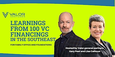 Learnings from 100 VC Financings in the Southeast