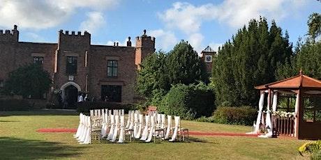 Crabwall Manor Wedding Fair tickets