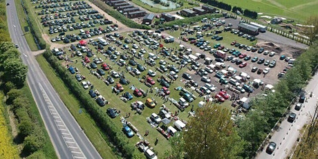 Stonham Barns Sunday Car Boot & American Car Show on 27th September 6am tickets