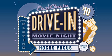 Drive-In Movies at The Shoppes tickets