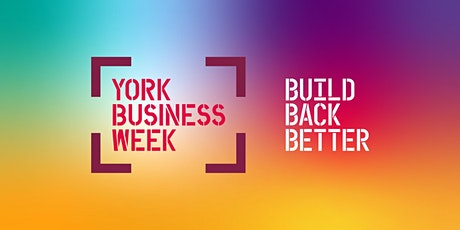 York Business Week Conference tickets